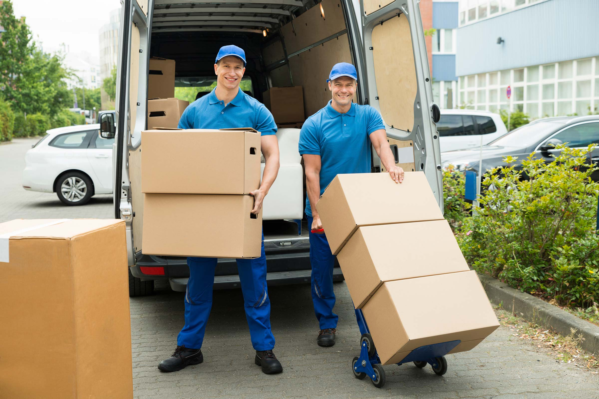 moving services France